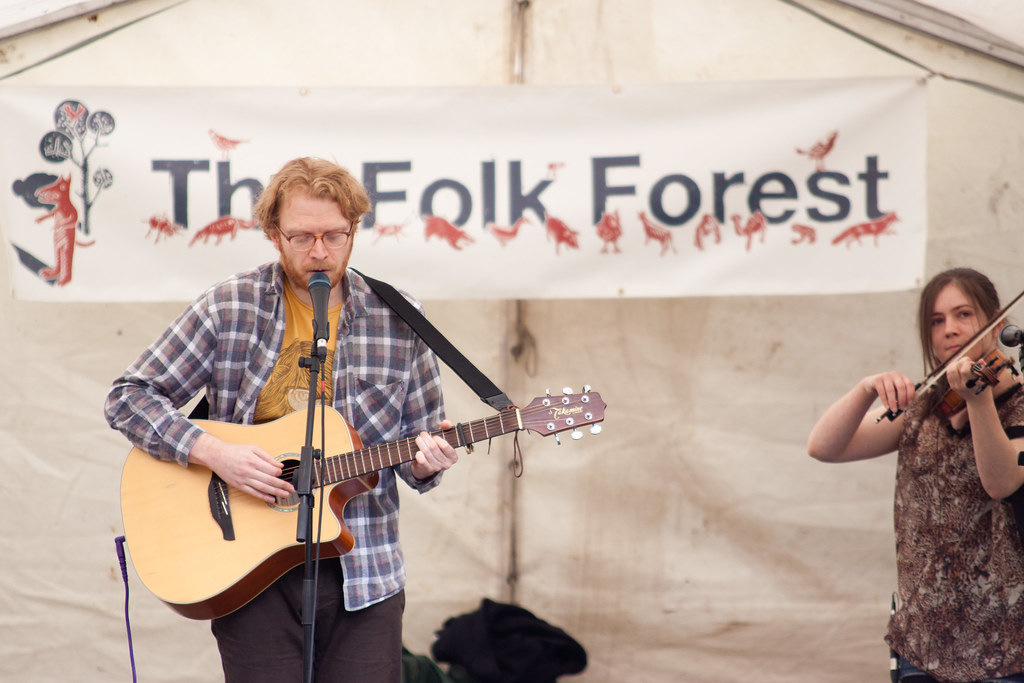 Simon Butler - Magpies - Folk Forest - Saturday