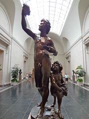 Bacchus and a Faun (Nathan_Arrington) Tags: city sculpture art statue bronze painting paul greek washingtondc italian districtofcolumbia downtown gallery northwest artgallery roman w goddess folklore columbia atlantis national grapes pan zodiac centerpiece francisbacon occult mythology renaissance astrology myth deity greekmythology pagan alchemy nationalgalleryofart esoteric deities supernatural impei 16thcentury antiquity milanese constitutionavenue romanmythology godofwine hermetic newatlantis columbiacolumbia classicalart italianrenaissance johnrussellpope andrewwmellon andrewwmelloncollection renaissancesculpture bacchusandafaun melloncollection clovenhove paulwmellon