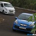 Honda Brio vs Chevrolet Beat