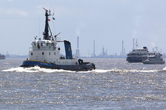 Ships of the River Mersey Tugs (sab89) Tags: ferry liverpool river ship ships tug naval tugs ferries mersey wirral merseyside smit