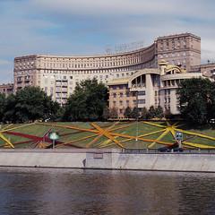 Moscow Empire (Alexey Subbotin) Tags: kodak russia moscow empire 500cm ektar фотограф hasselbald
