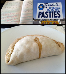 My First Pasty (polomex) Tags: food up finland michigan upperpeninsula pastie pasties pasty yooper