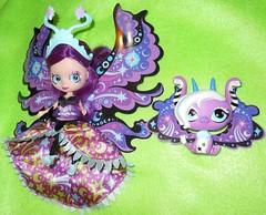 Moonlite Fairy Blythe deboxed