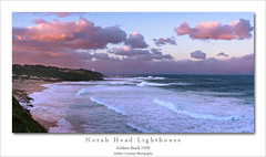 Norah Head Lighthouse (Mathew Courtney) Tags: waves large swell soldiersbeach