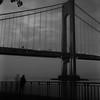 (Barry Yanowitz) Tags: nyc newyorkcity longexposure bridge blackandwhite bw ny newyork 6x6 film brooklyn mediumformat blackwhite fuji bridges 120film d76 scanned filmcamera verrazanobridge bayridge nycity verrazanonarrowsbridge selfdeveloped 718 rolleiflexmxevs fujineopanacros100 selfdeveloping d76developer