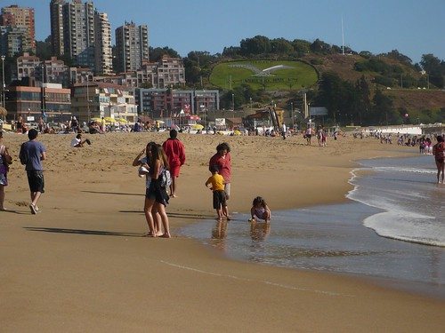 """Viña del mar playa - Chile • <a style=""""font-size:0.8em;"""" href=""""http://www.flickr.com/photos/78328875@N05/7705463448/"""" target=""""_blank"""">View on Flickr</a>"""