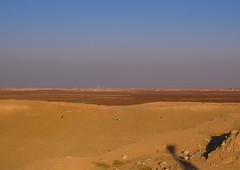 Ebla Landscape, Syria (Eric Lafforgue) Tags: color colour nature horizontal landscape desert syria arid siria 184 levant syrien syrie sirja traveldestinations suriye   syri ebla  sria szria  westernasia    suriah sirija  cp  sora