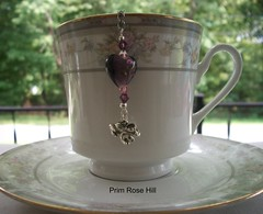 frog prince 1 (Prim*Rose*Hill) Tags: tea infuser teaball