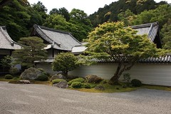 Hojo Rock Garden - Kyoto (Alejandro Muiz Delgado) Tags: japan temple kyoto religion shinto shintoism sintoismo japon shinto