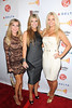 Ana Quincoces, Alexia Echevarria, Marisol Patton, at the 2012 GLAAD Manhattan Summer Event. New York City, USA