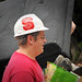 A hard hat may not be needed, but it could help during heavy lifting and moving into residence halls.MOVEIN.2012.1490