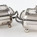 1001. Pair of Sheffield Plate Sauce Tureens