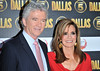 Patrick Duffy, Linda Grey Dallas Launch Party held at the Old Billingsgate