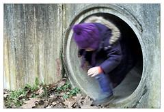 fun@playground (micagoto) Tags: november playing playground topv111 kid child tube kind nikkor spielplatz 1685 d7000