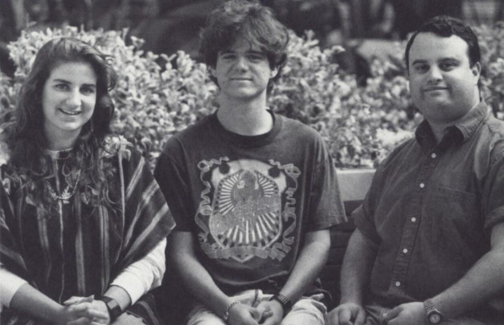 1993 | Pomona College Timeline