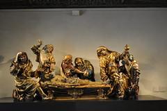 Entierro de Cristo. (lumog37) Tags: museum gothic esculturas museo sculptures gtico