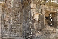 P1010922_DxO (SchoonbrodtB) Tags: lumix cambodge cambodia kambodscha angkor taprohm 2014 柬埔寨 camboya カンボジア lx7 캄보디아 كمبوديا