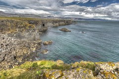 Windy Cliffs (E.K.111) Tags: ocean nature water nationalpark outdoor perspective azure hdr canon5dmarkiii