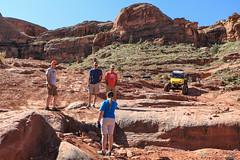 moab-96 (LuceroPhotos) Tags: utah jeeps moab cliffhanger jeeping
