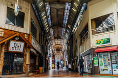 Yanagase_12 (Sakak_Flickr) Tags: gifu nokton shoppingarcade shotengai yanagase nokton35f14