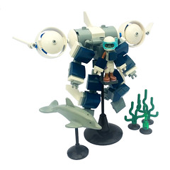 mdf_mdf_seabelle_orca_summer_01 (3D-Foundry) Tags: friends summer doll lego orca mecha minidoll seabelle