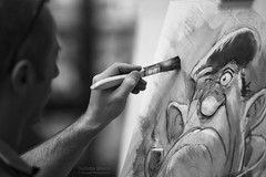 Painter (Margall photography) Tags: painter