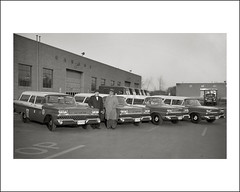 Vehicle Collection (6753) - Ford (Steve Given) Tags: ford automobile massachusetts postoffice 1950s motorvehicle workingvehicle