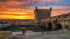 The Citadel (isitaboutabicycle) Tags: sunset citadel atlantic morroco essaouira genoese mogador  explored muhammadiii  mohammedbenabdellahalkhatib