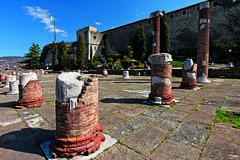 Trieste (Camper & Nicholsons Marinas) Tags: castello romani colonnato resti