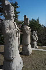 Tombeau du roi Kongmin (jonathanung@ymail.com) Tags: lumix asia korea unesco asie kp nord northkorea core dprk cm1 koryo coredunord kongmin insidenorthkorea rpubliquepopulairedmocratiquedecore rpdc northhwanghae lumixcm1