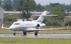 N295JM Raytheon Hawker 850XP (Anhedral) Tags: raytheon bae runway bizjet shannonairport corporatejet hawker850xp n295jm blaisecarolinallc