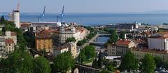 kolji_Delta_Brajdica (Rijeka u slikama) Tags: river croatia delta rijeka rjeina