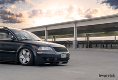 OG Wagon (bryanwarrick) Tags: auto sunset cars car vw volkswagen automobile colorado flush vag hellaflush 3sdm