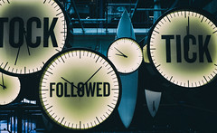 Time (Al Fed) Tags: dublin clock time ad guinness storehouse ticking followed 20160426