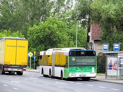 Solaris Urbino 18 III, #2052, SPAD (transport131) Tags: bus autobus zditm szczecin solaris urbino spad