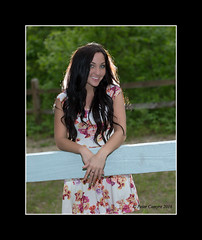 Mallorie at The Quabbin (Peter Camyre) Tags: trees summer portrait people green beautiful face grass fashion canon pose hair photography model eyes colorful flickr pretty dress image modeling outdoor massachusetts border picture posing reservoir peter vogue portraiture pete 5d casual brunette quabbin poses glamor groups ware belchertown mkiii mallorie camyre