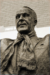 Shanks Art (big_jeff_leo) Tags: bronze liverpool football legend lfc shankly