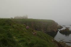 Slains Castle (foggybummer (Keith)) Tags: castle aberdeenshire foggy rocky atmospheric clifs crudenbay slainsmysterious