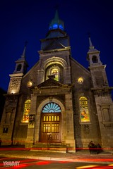 Chapelle Notre-Dame-de-Bon-Secours, Vieux-Montral (www.yravaryphotoart.com) Tags: church night exposure montreal exposition nuit glise chapelle notredamedebonsecours vieuxmontreal canonefs1022mmf3445usm canon7d yravaryphotoart yravaryphotoartcom