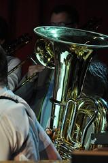 Korneuburg Konzert DSC_0033 (reinhard_srb) Tags: show licht musiker stadt musik tuba konzert brass ton schler publikum noten bhne orchester auftritt klassik werft korneuburg blasinstrument