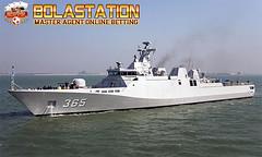 KRI 365 (kyutndut) Tags: kri 4 ilegal karel abk 152 kapal nasional nkri