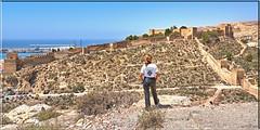 Alcazaba y Murallas del Cerro de San Cristbal - Almera - Espaa (Rucabe Fotografa) Tags: espaa del de san y cerro almera alcazaba murallas cristbal
