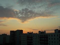 80 (v_krykov) Tags:    sky street sun sunrise house ilobsterit