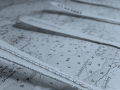 (Landanna) Tags: bw white black handmade zwart wit sort hvid zw handgemaakt embroideryonpaper pinpricking bordurenoppapier broderippapir