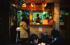 Ueno. (monkeyanselm) Tags: leica m6ttl 058x 35mmf14 summilux asph fujifilm provia rangefinder analog camera film tokyo japan december 2015