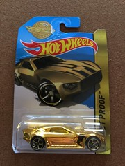 Mattel Hot Wheels - Hot Wheels 2016 - Special Edition - Bullet Proof (firehouse.ie) Tags: hot cars car metal toy gold miniature model automobile die wheels special cast hotwheels vehicle edition mattel hw blackmodel goldedition zamac goldrelease goldmodel hotwheelsgold goldissue