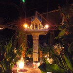 "Shrine at Babaloo Bar <a style=""margin-left:10px; font-size:0.8em;"" href=""http://www.flickr.com/photos/14315427@N00/6887905542/"" target=""_blank"">@flickr</a>"
