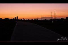 20120401 - 002 (flicka.pang) Tags: sunset australia melbourne powerlines fujifilm vic xpro1 fujifilmxpro1 fujifilmxf35mmf14r