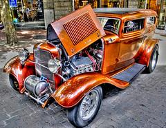 Vintage Five (showbizinbc) Tags: auto car automobile antique vinage