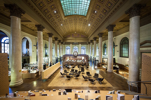Fleet Library At Rhode Island School Of Design